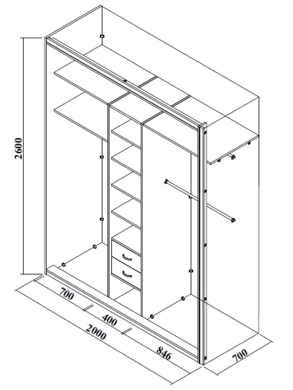 Instrukcja Montażu Szafy Z Drzwiami Przesuwnymi Remontex